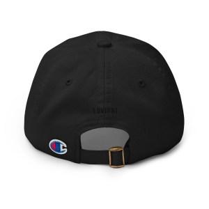 Luvioni X Champion dad hat