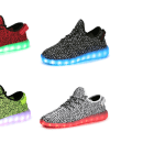 *****Giveaway Time*****  LED Luminous Flashing Fashion Sneakers Only $13.99 Shipped (Code Required)