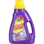 Kroger:  Sun Laundry Detergent Only $.99 Each!!