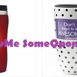 Kohls:  Travel Mugs Less Than $3 Each Shipped!