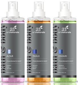 All Natural and Moisturizing Fragrance Mists and Air Freshener, Set of 3, $2.95 Shipped!