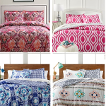 Macy's Three Piece Bed In A Bed Comforter Sets Only $18.99 Today Only!!