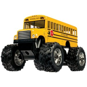 Monster Bus, 5-Inch Only $5.98 Shipped!