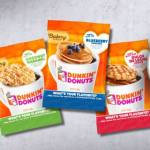FREE Dunkin' Donuts Bakery Series Coffee Sample Pack!