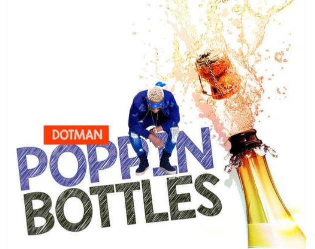 Dotman Poppin Bottles
