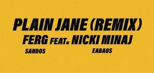 Plain Jane Remix mp3 download