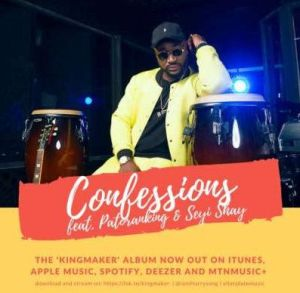 Harrysong Confessions mp3