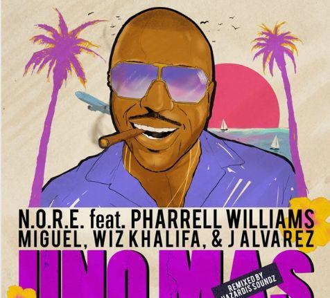 N.O.R.E. Uno Mas Remix mp3 download