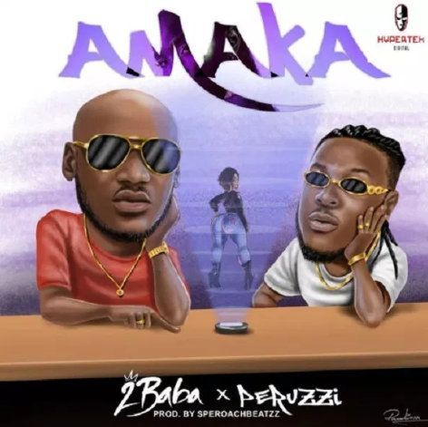 2Baba – Amaka Mp3 Download (Ft. Peruzzi)