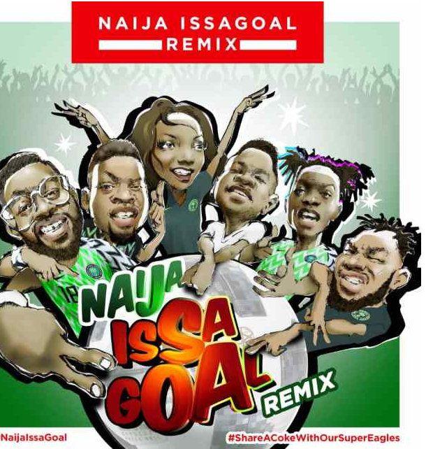 Naira Marley Naija IssaGoal (Remix)