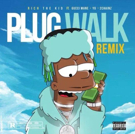 The Kid Plug Walk Remix Mp3 Download