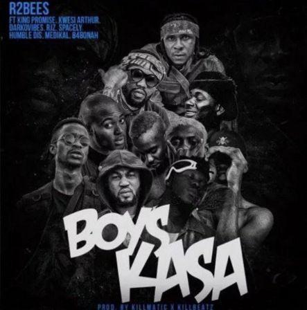 R2bees Boys Kasa mp3 download