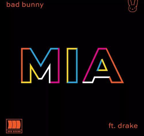 Bad Bunny – Mia Ft. Drake (mp3)