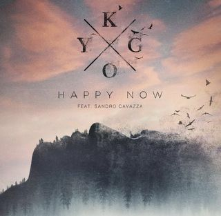 Kygo – Happy Now ft  Sandro Cavazza (mp3) - Mp3 download