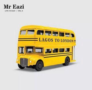 Mr Eazi Suffer Head