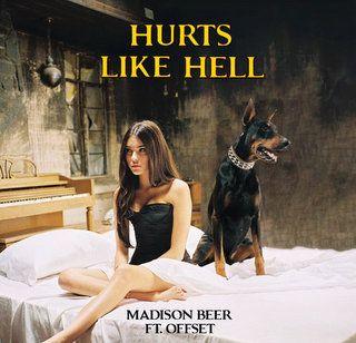 Madison Beer Hurts Like Hell
