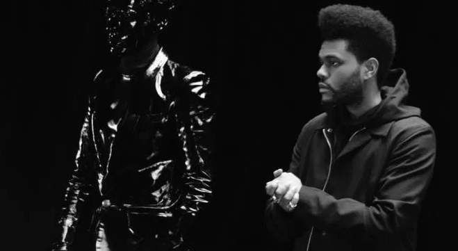 Gesaffelstein & The Weeknd – Lost In The Fire (mp3)