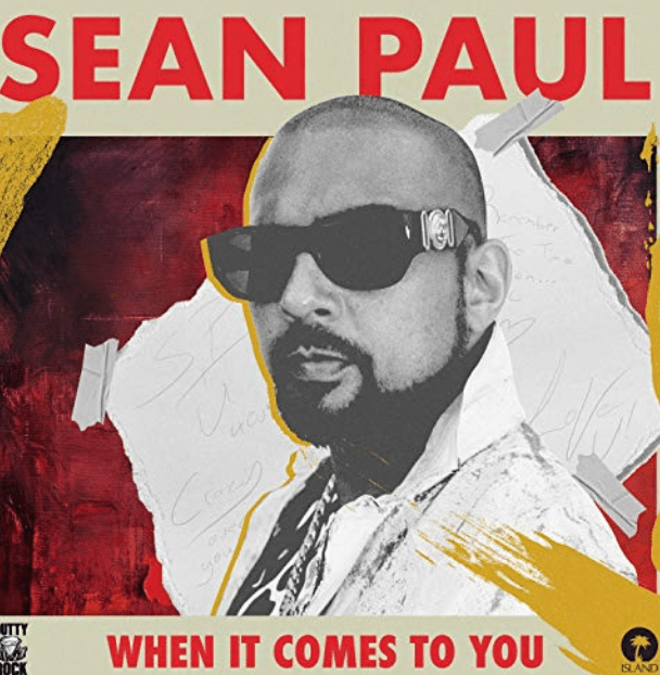 Sean Paul When It Comes To You mp3 downlaod