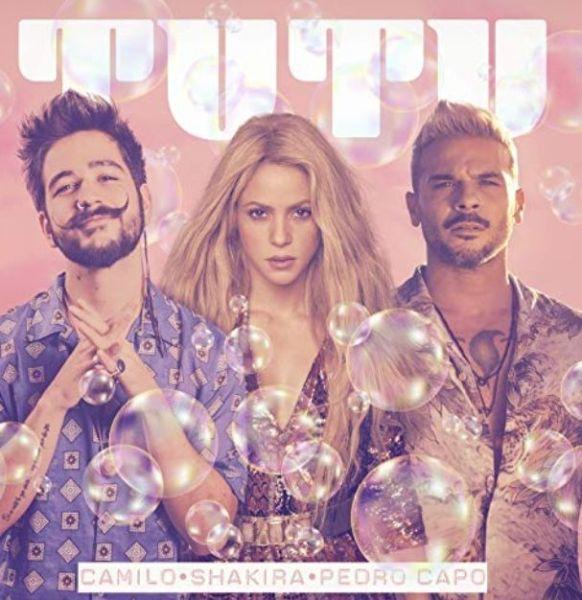 Camilo, Shakira & Pedro Capo Tutu (Remix)
