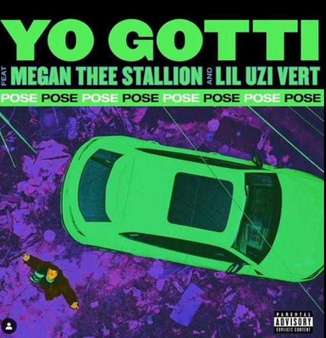 Yo Gotti ft. Lil Uzi Vert & Megan Thee Stallion Pose (Remix) mp3 download