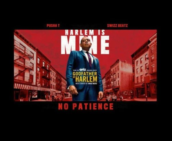 Pusha T No Patience mp3 download