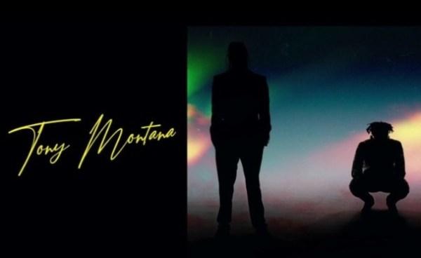 Mr. Eazi ft. Tyga Tony Montana mp3