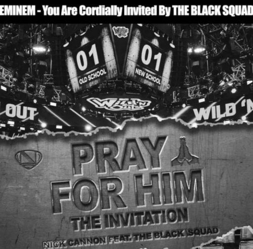 Nick Cannon ft. Black Squad Pray For Him (Eminem Diss) mp3