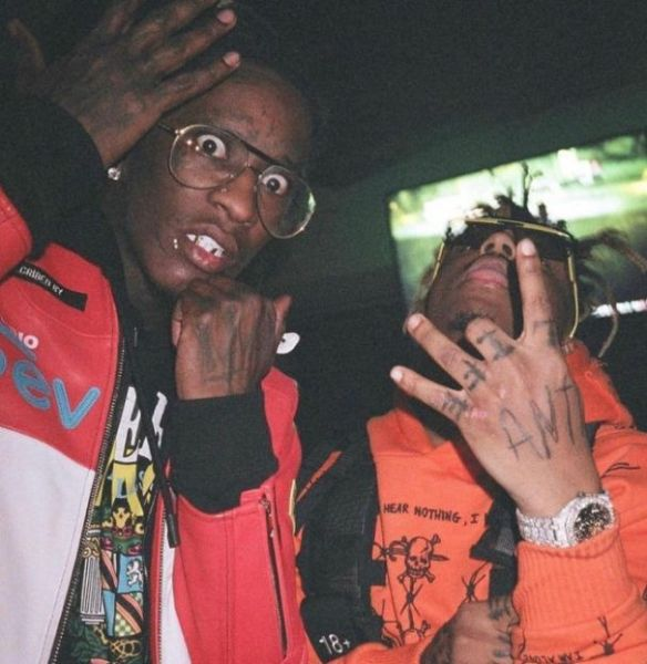 Juice WRLD ft. Young Thug Bad Boy mp3