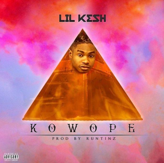 Lil Kesh Kowope mp3