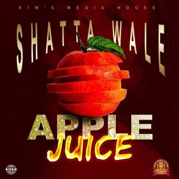 Shatta Wale Apple Juice