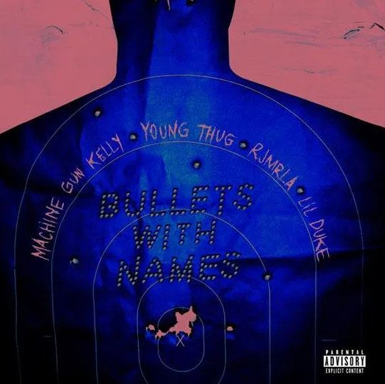 Machine Gun Kelly Bullets With Names mp3