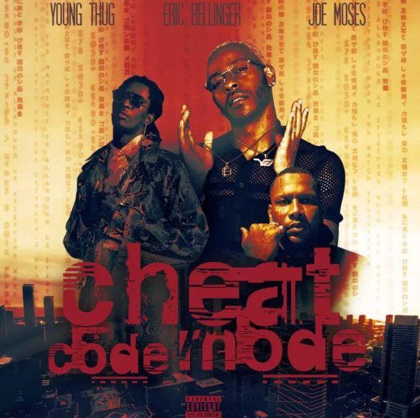 Eric Bellinger, Joe Moses & Nieman J Cheat Code Mode mp3