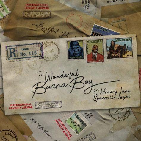 Burna Boy Wonderful mp3