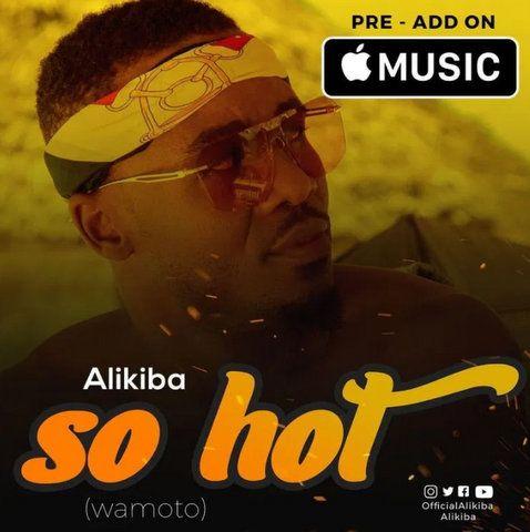 Alikiba So Hot mp3