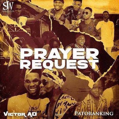 Victor AD Prayer Request mp3