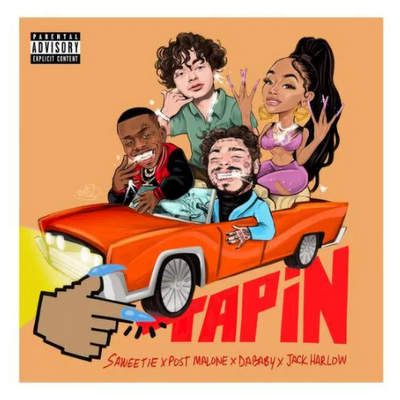 Saweetie Tap In (Remix) DaBaby, Post Malone, Jack Harlow mp3