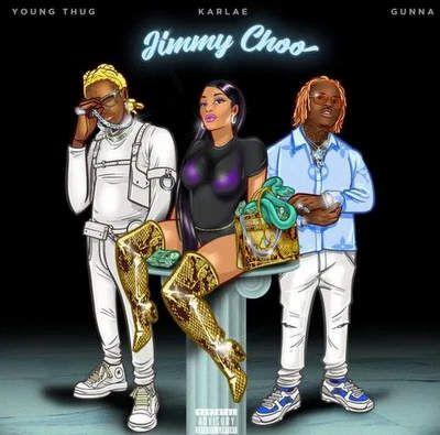 Karlae – Jimmy Choo ft. Young Thug & Gunna