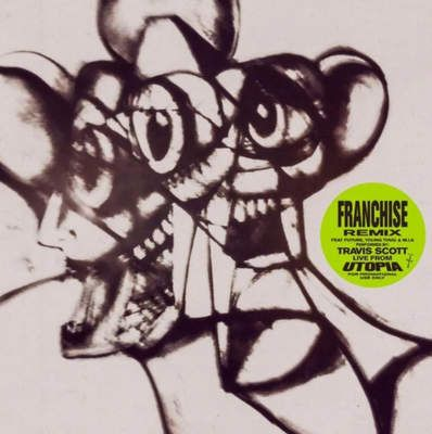 Travis Scott – Franchise (Remix) ft. Young Thug, Future & M.I.A