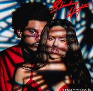 The Weeknd – Blinding Lights (Remix) ft. ROSALÍA