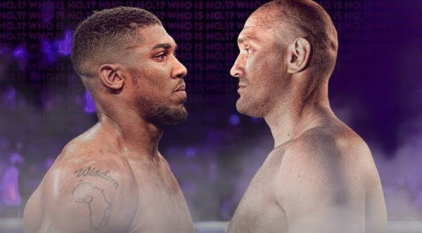 """""""The fight with Fury is bigger than being undisputed"""" - Anthony Joshua reveals he's willing to leave the WBO title to fight Tyson Fury in 2021"""