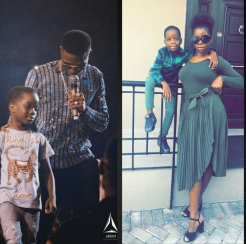 I've done my best as a parent, the rest of the story is for my son to share - Wizkid's first baby mama, shole says as she shares a cryptic message