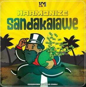 Harmonize Sandakalawe mp3