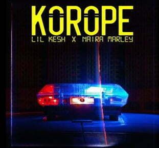 Lil Kesh Korope mp3