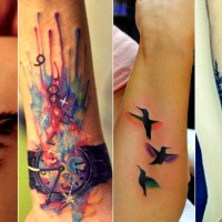 75 Amazing Wrist Tattoos