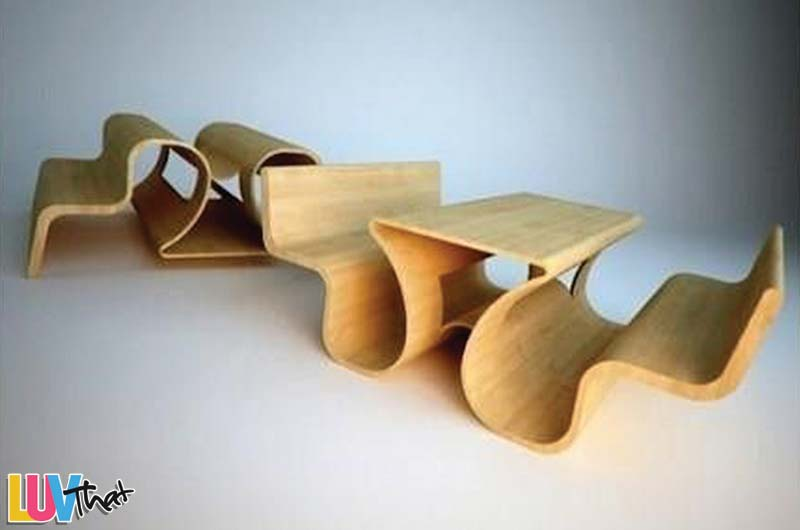 25 Beautiful Benches LuvThat