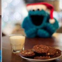 A Cookie Monster Christmas