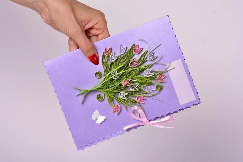 как сделать красивую бумагу для открыток чтобы фанаты наверняка
