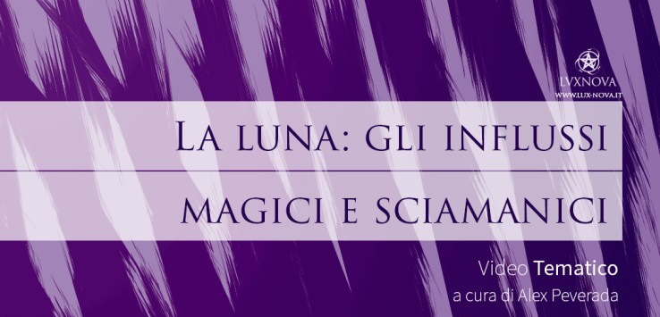 La luna: gli influssi magici e sciamanici