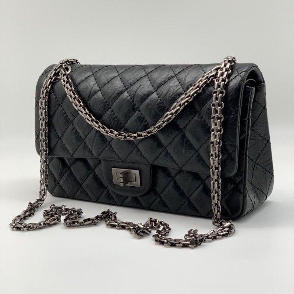Купить сумка женская 2.55 Chanel LUX-18681 - цена в ...
