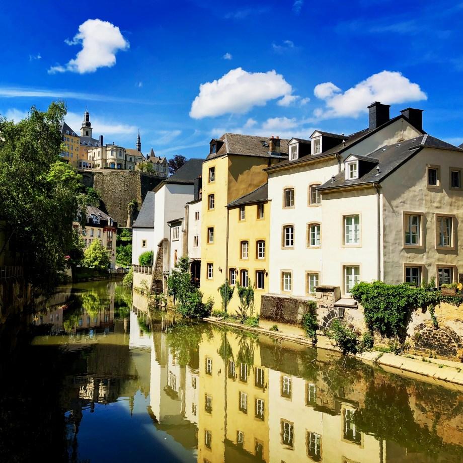 Luxembourg Grund
